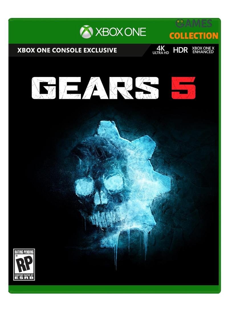 Gears 5 (XBox One)-thumb