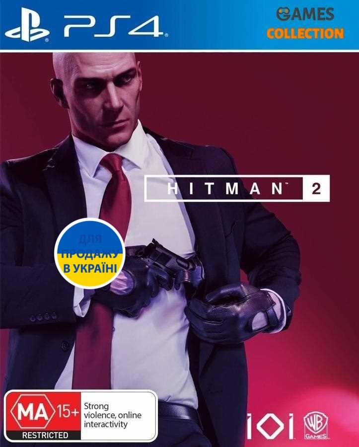 Hitman 2 (PS4)-thumb
