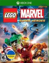 LEGO Marvel Super Heroes (Xbox One) Б/У-thumb