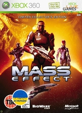 Mass Effect Limited Collector's Edition (XBOX 360) Б/У-thumb