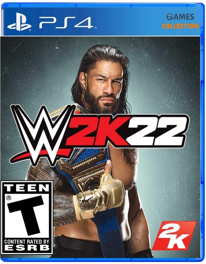 WWE 2K22 (PS4)-thumb