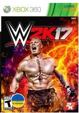 WWE 2K17 (Xbox 360) Б/У-thumb