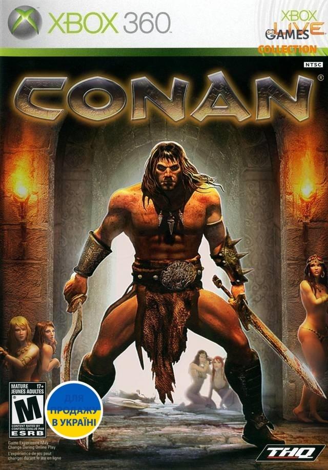 Conan (XBOX360)-thumb