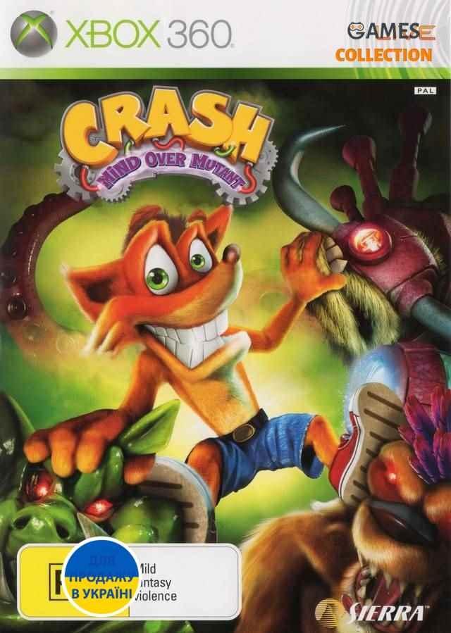 Crash Bandicoot: Mind Over Mutant (XBOX360)-thumb