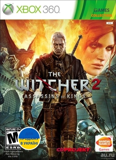 The Witcher 2: Assassins of Kings (XBOX 360)-thumb