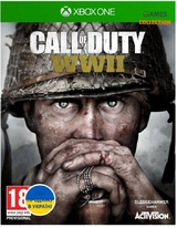 Call of Duty: WWII (Xbox One) Б/У-thumb