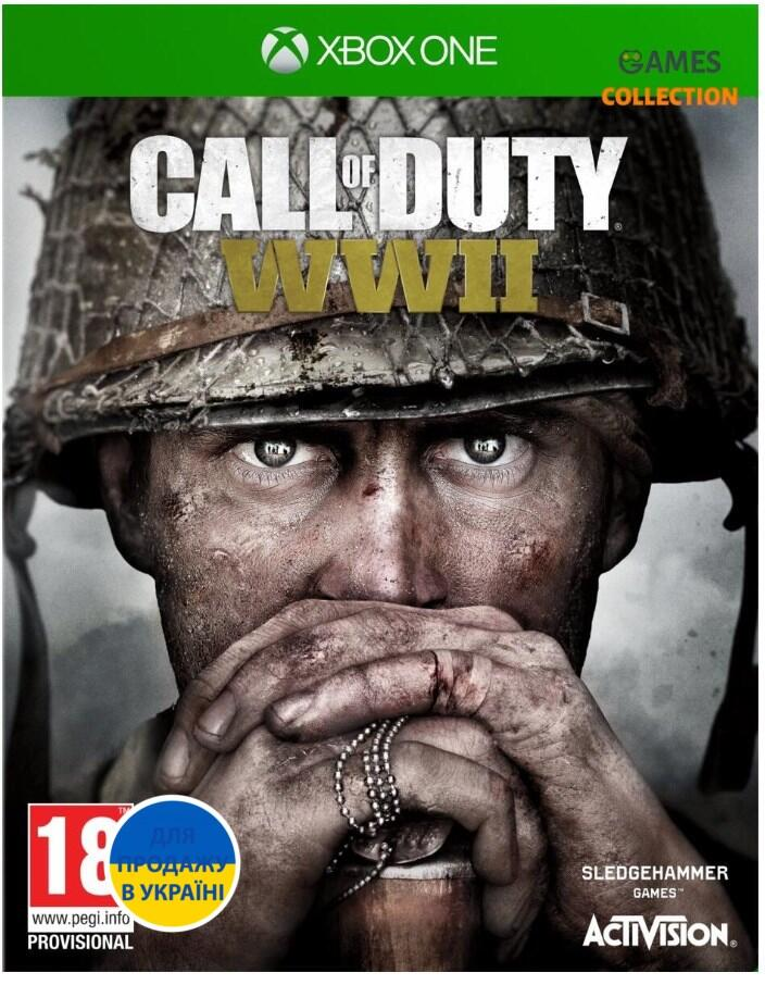 Call of Duty: WWII (Xbox One)-thumb