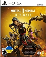 Mortal Kombat 11 Ultimate (PS5)-thumb