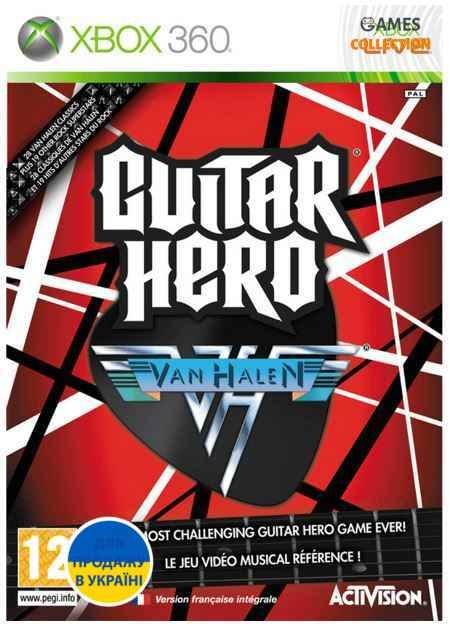 Guitar Hero Van Halen (XBOX360)-thumb