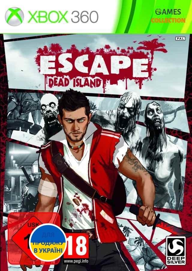 Escape Dead Island (XBOX360)-thumb