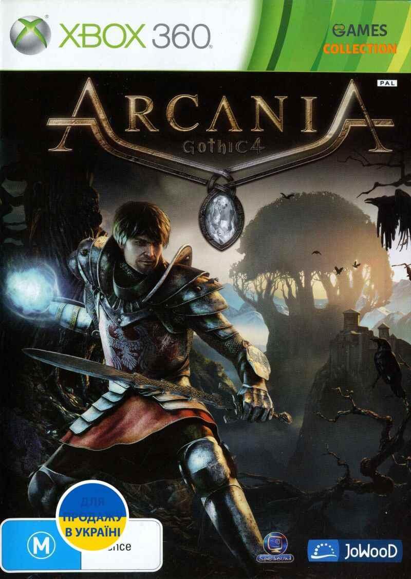 Gothic 4 Arcania(XBOX360)-thumb