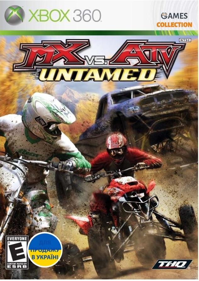 Mx Vs ATV: Untamed (Xbox 360) Б/У-thumb