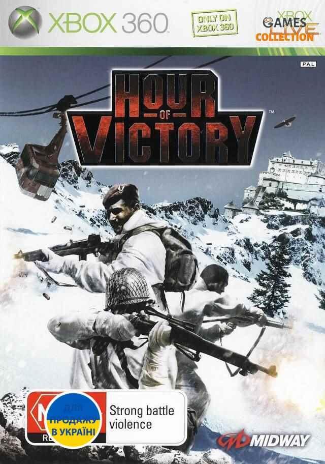 Hour of Victory(XBOX360)-thumb