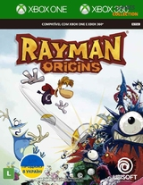 Rayman Origins (Xbox 360/Xbox One) Б/у-thumb