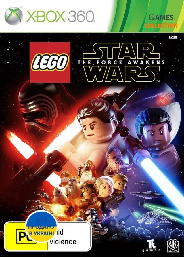 LEGO Star Wars: The Force Awakens (XBOX 360)-thumb