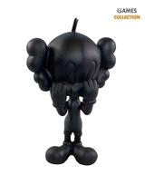 KAWS Tweety Black (22см)-thumb