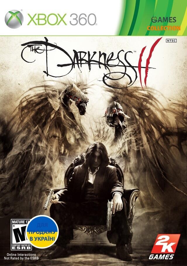 The Darkness 2(XBOX360)-thumb