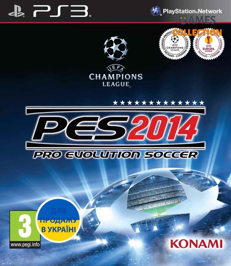 Pro Evolution Soccer 2014 (PS3) (-thumb