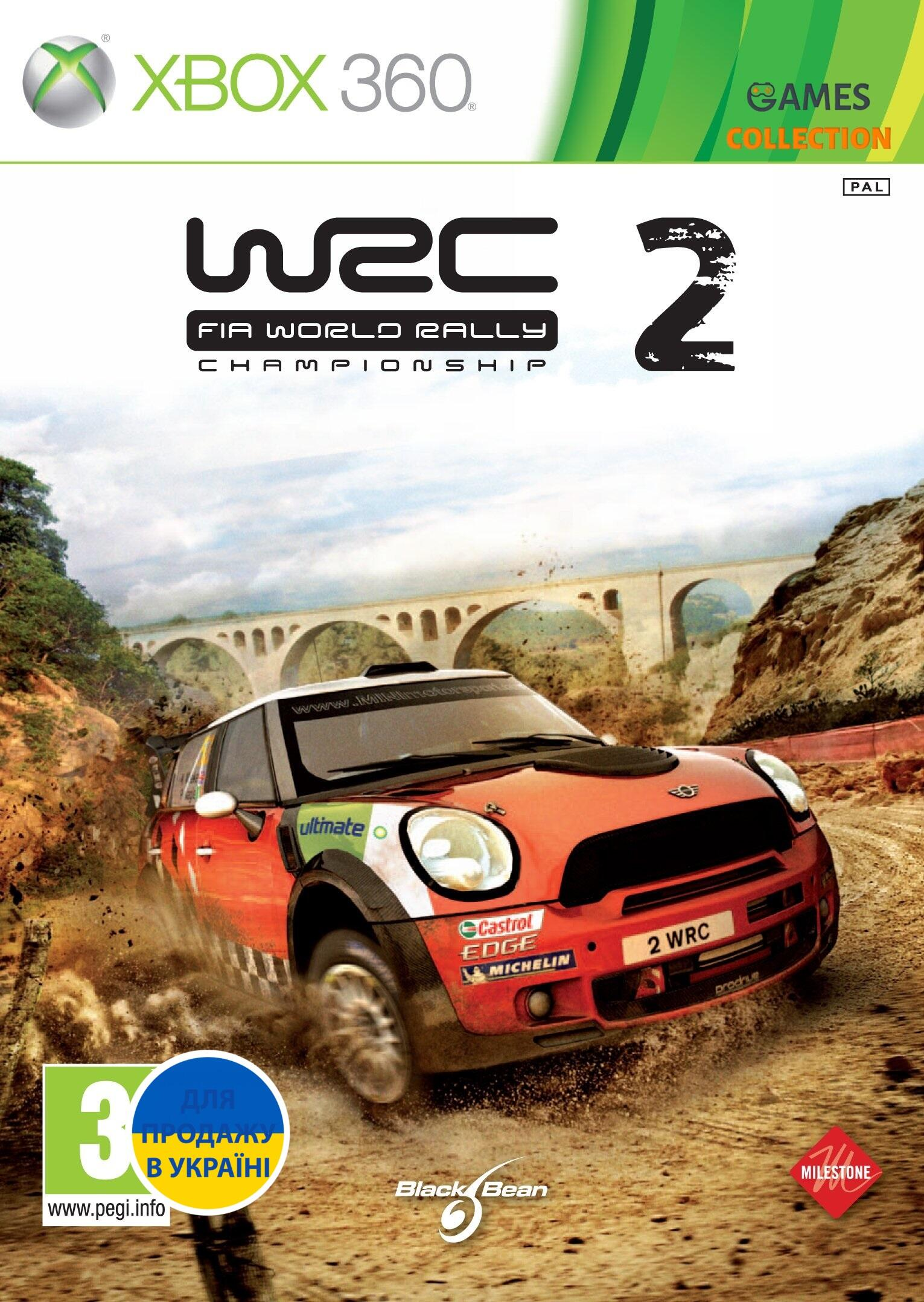 WRC FIA World Rally Championship 2(XBOX360)-thumb