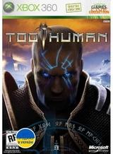 Too Human (XBOX360/ONE/X/Series)-thumb