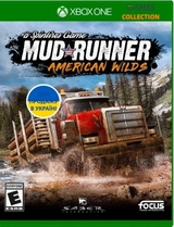 Spintires: Mud Runner – American Wilds (XBox One)-thumb