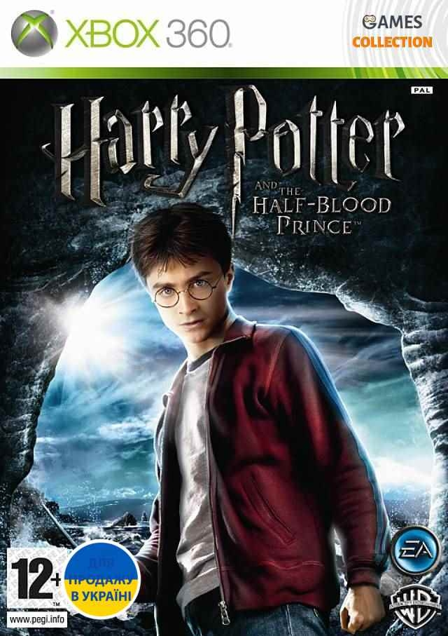 Harry Potter and the Half-Blood Prince (XBOX360) Б/у-thumb