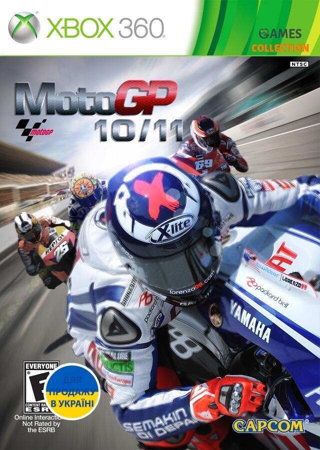 MotoGP 10/11(XBOX360)-thumb