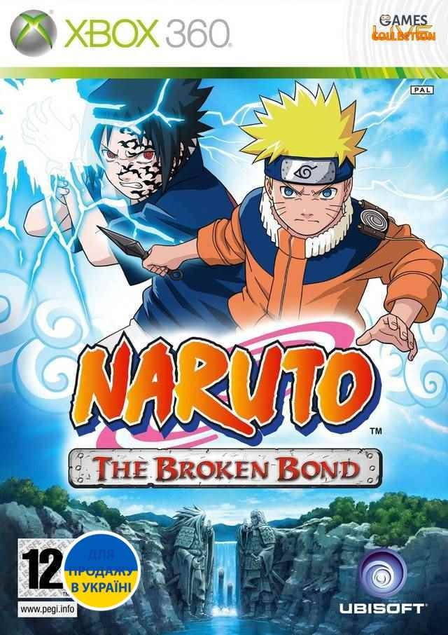 Naruto: The Broken Bond (XBOX360)-thumb