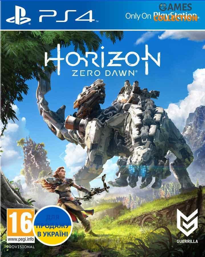 Horizon: Zero Dawn (PS4)-thumb