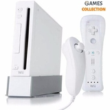Nintendo Wii (Б/У) Белый Идеал-thumb
