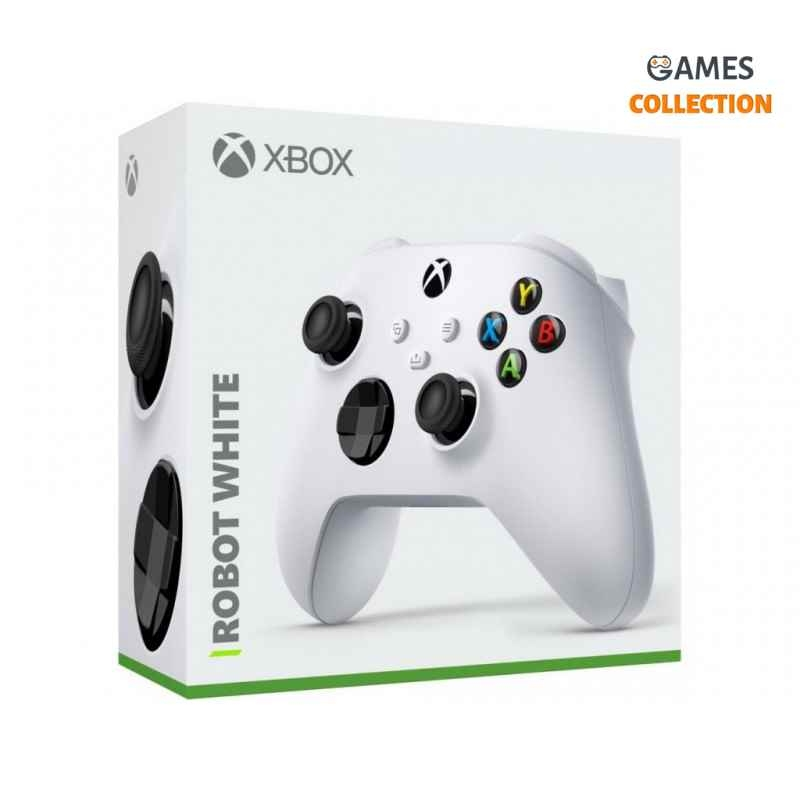Microsoft Xbox Series X\S Wireless Controller (Robot White)-thumb