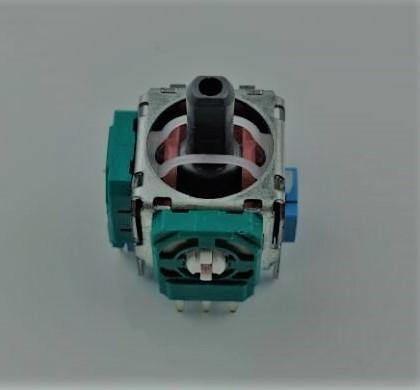 Механизм аналога 3D джойстика PS 4 (3 pin)-thumb