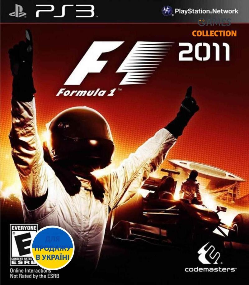 Formula One 2011 (PS3) Б/У-thumb