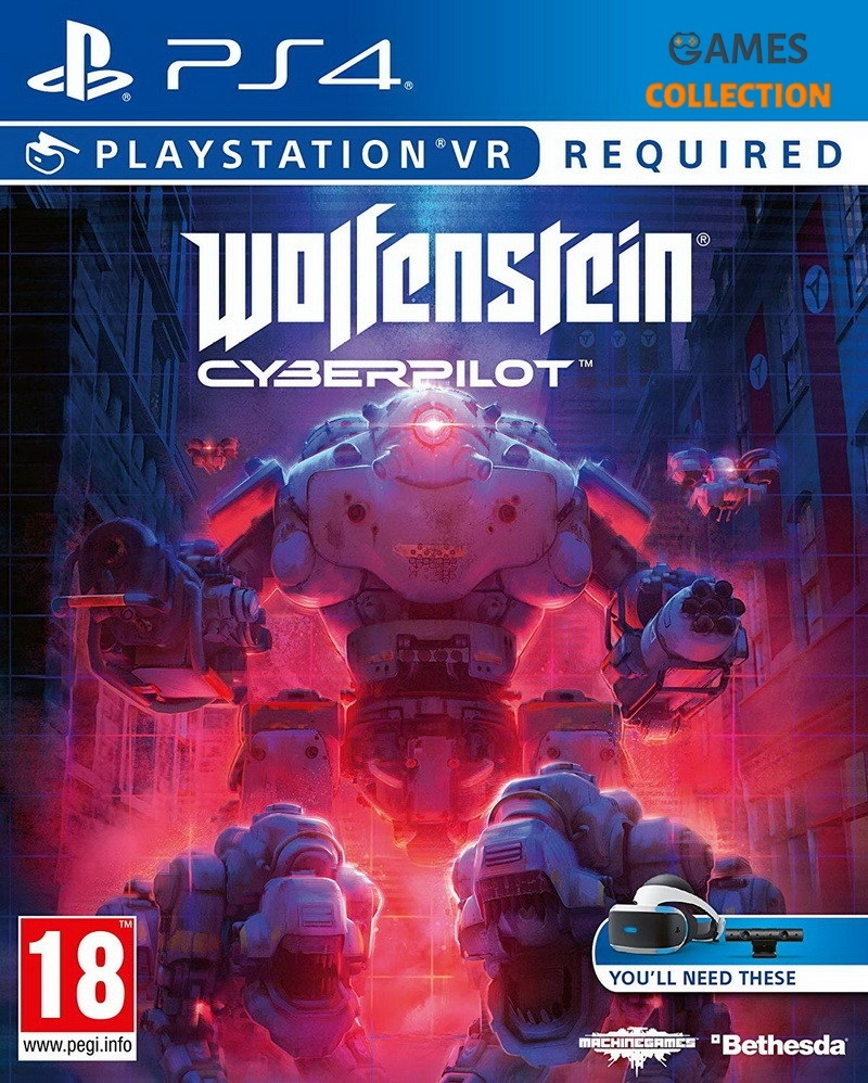 Wolfenstein Cyberpilot (PS4)-thumb