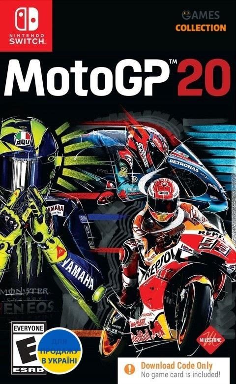 MotoGP 20 (Switch)-thumb