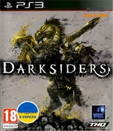 Darksiders (PS3) Б/У-thumb