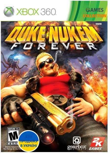 Duke Nukem Forever (XBOX360)-thumb