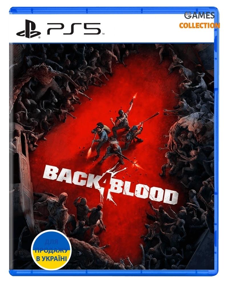 Back 4 Blood (PS5)-thumb