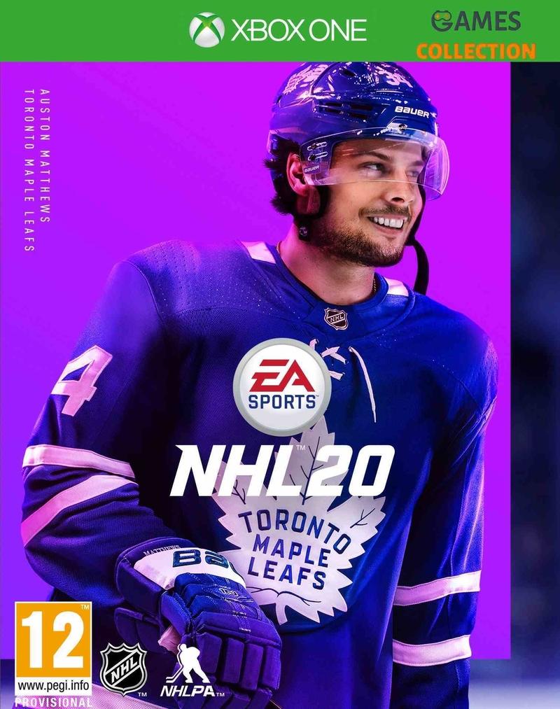 NHL 20 (XBox One)-thumb