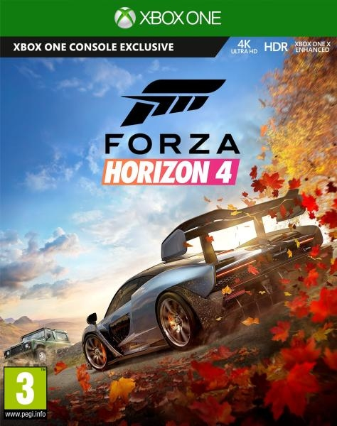 Forza Horizon 4 (Xbox One)-thumb
