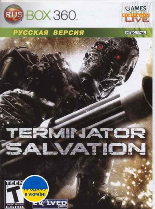 Terminator Salvation (XBOX360)-thumb