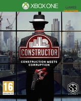 Constructor: Construction Meets Corruption (XBox One) Б/У-thumb