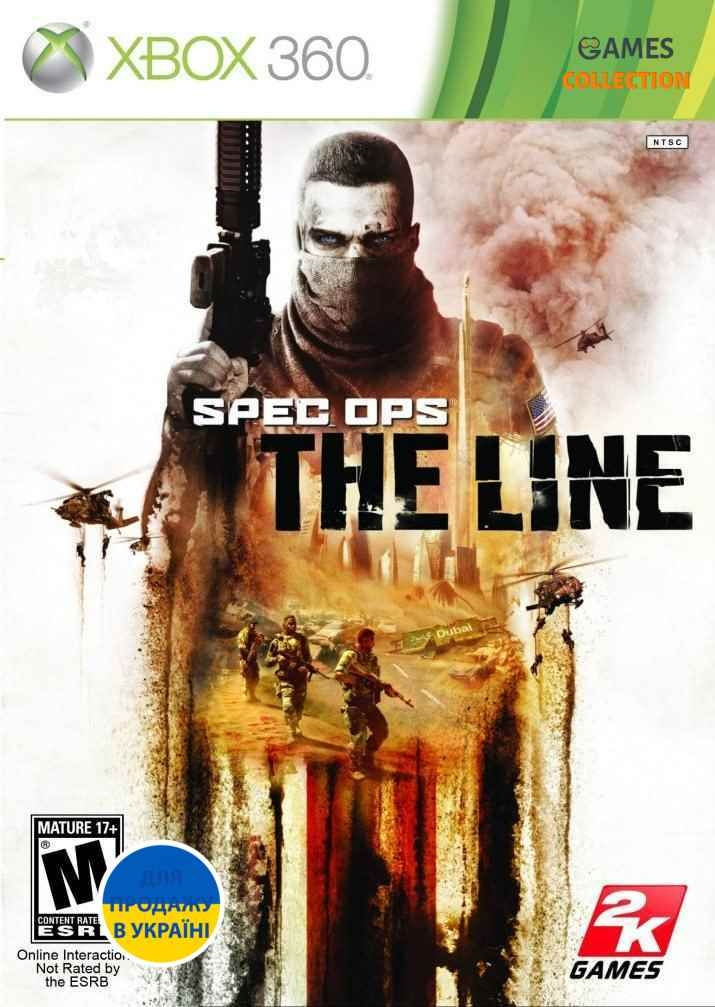 Spec Ops: The Line (XBOX360)-thumb