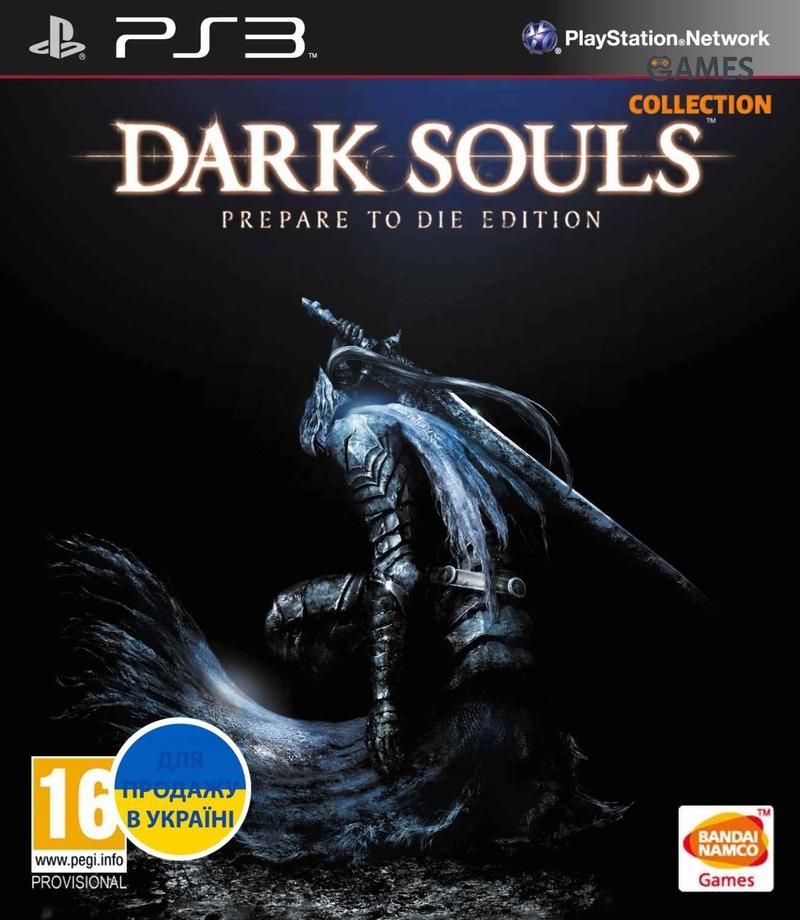 Dark Souls: Prepare To Die Edition (PS3)-thumb
