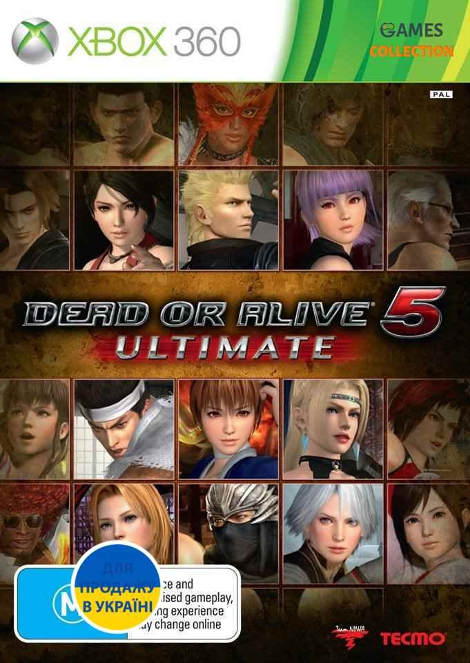 Dead or Alive 5 Ultimate (XBOX360)-thumb