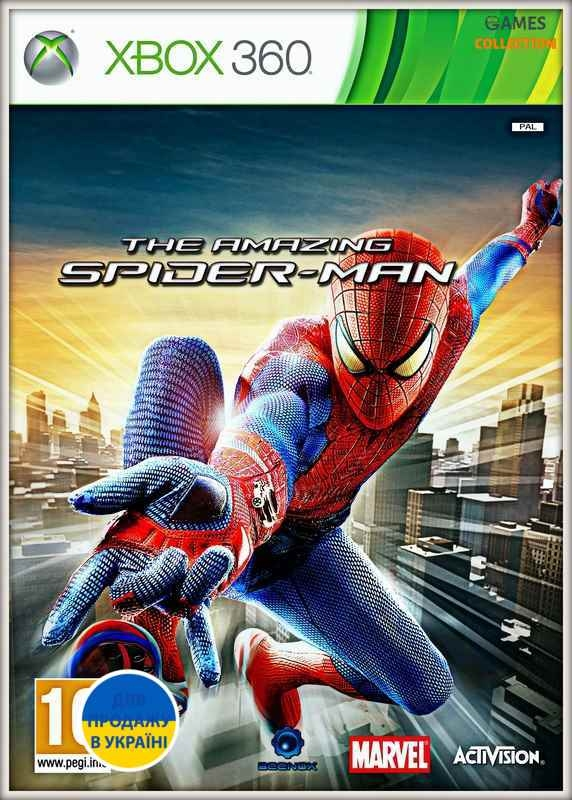 The Amazing Spider-Man (XBOX360)-thumb