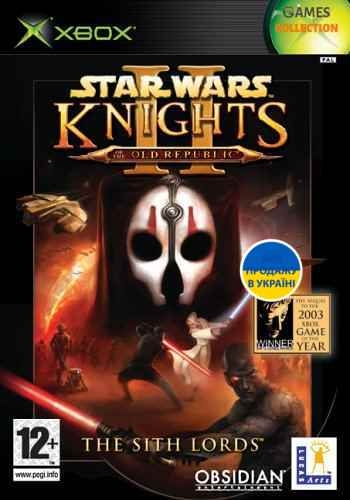 Star Wars: Knights of the Old Republic 2 – The Sith Lords (XBOX360)-thumb
