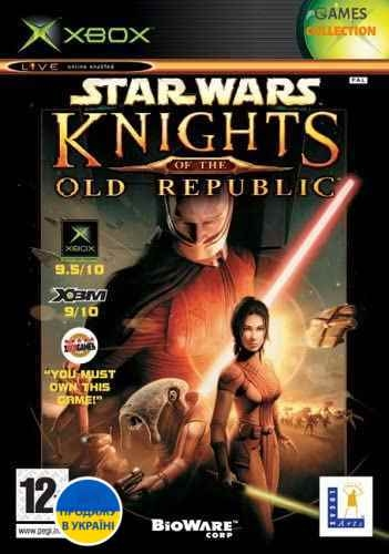Star Wars: Knights of the Old Republic (XBOX360)-thumb
