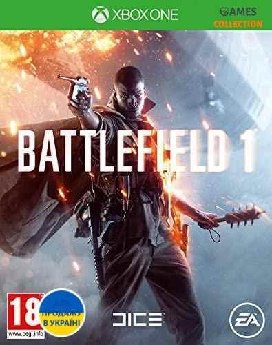 Battlefield 1 (XBox One) Б/У-thumb