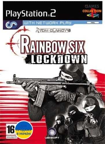 Tom Clancy's Rainbow Six: Lockdown (PS2)-thumb